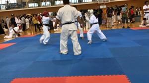 禅道会Jr茶帯トーナメント&総合空手トーナメント2