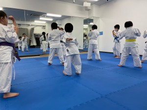 IMG_武道空手少年クラブ新宿区大久保教室1