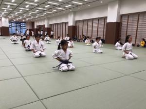 武道空手少年クラブ芝浦港南教室
